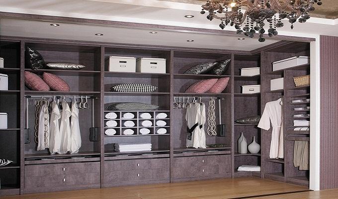 如何购买组合衣柜?