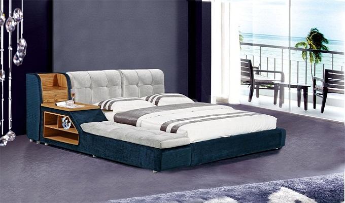 三步教您挑选布艺床