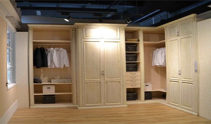 推拉门衣柜质量检验小窍门