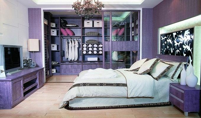 卧室衣柜颜色怎样选?