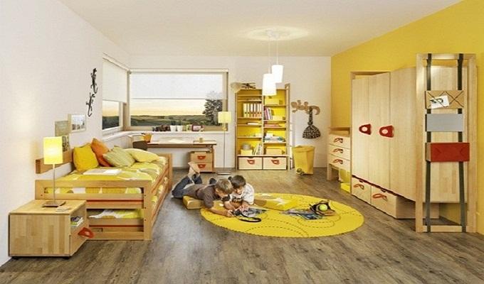家长须知:儿童家具选购注意事项