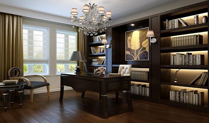五大原则教您设计完美书房