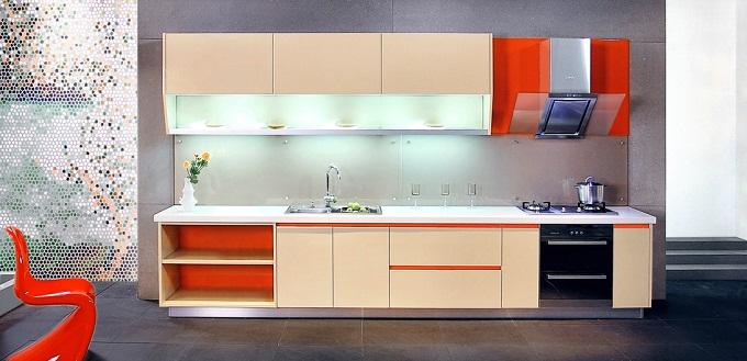 厨房装修选定制橱柜还是自制橱柜?