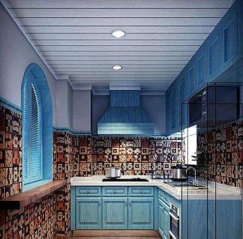 用瓷砖打造一个温馨的地中海家居