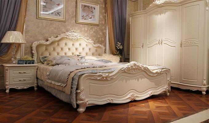 欧式家具五种风格分析图片