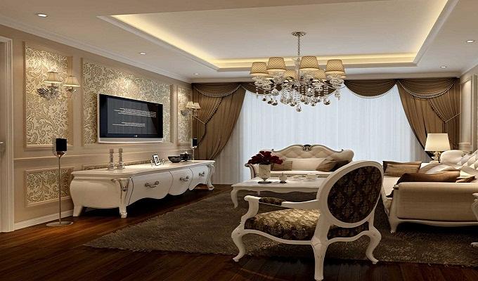家装家具选择之怀旧美式家具