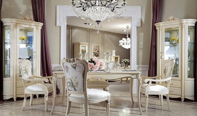 家具风格分析之洛可可家具与新古典家具