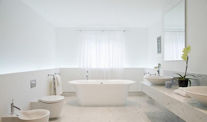 卫生间风水之淋浴装修