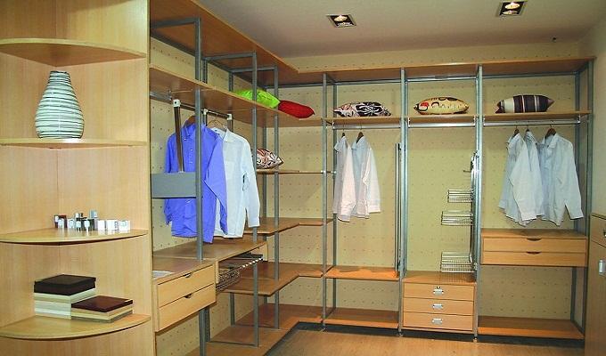 组合衣柜的基本组合形式