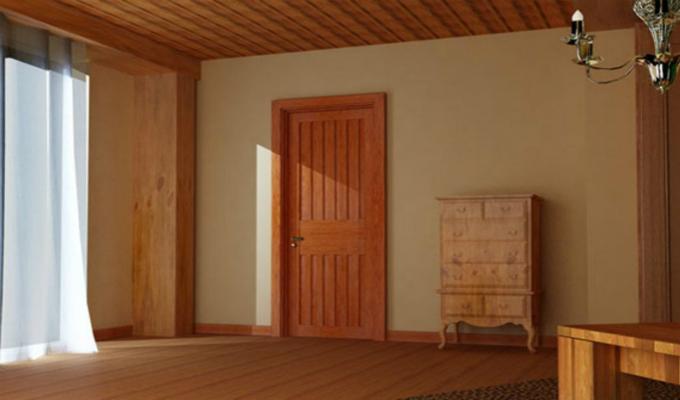 怎么选到真正的环保木门?
