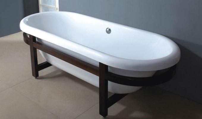 原来选购浴缸有这么多讲究,你了解不同浴缸类型吗