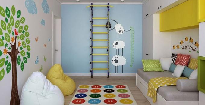 有小孩的家庭一定要看的儿童房设计与装修