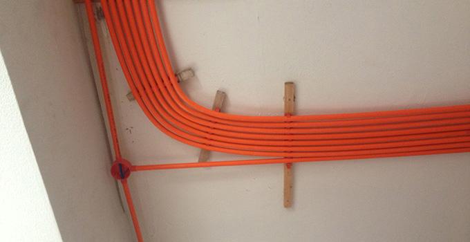 房子装修电路 图片