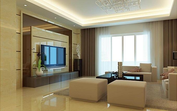 5大白色简欧家装大师设计案例