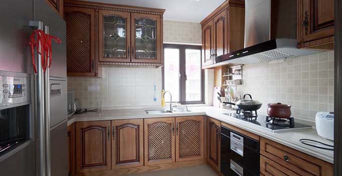 厨房设计之厨房布局篇