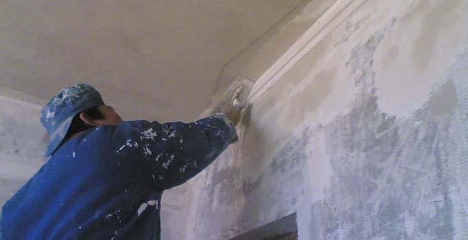 墙面裂缝处理方法