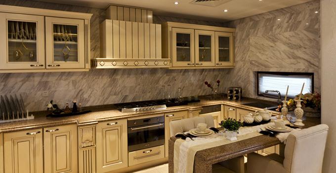 房屋装修防水施工之厨房防水怎么做