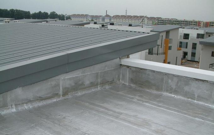 家庭装修防水之房顶防水处理