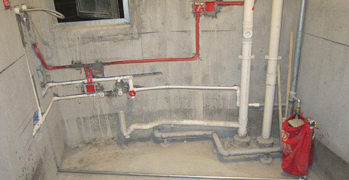 毛坯房装修水电布局6,电线电路布线