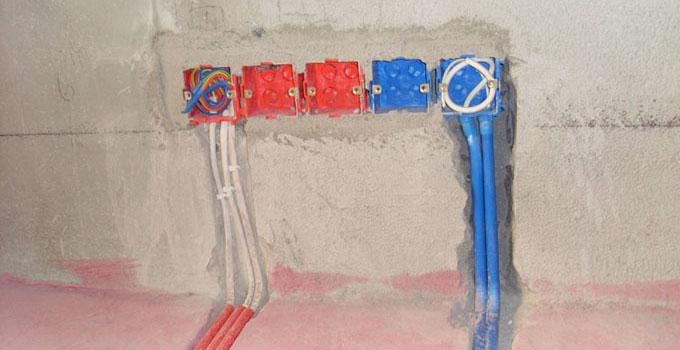 毛坯房装修水电布局需要注意什么?