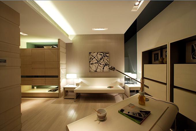 别墅装修现代简约风格