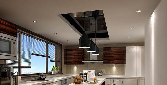 厨房吊顶装修有哪些种类