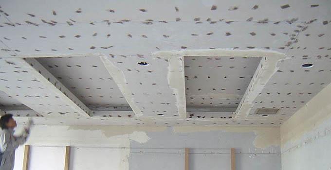 石膏板吊顶质量标准及施工注意事项