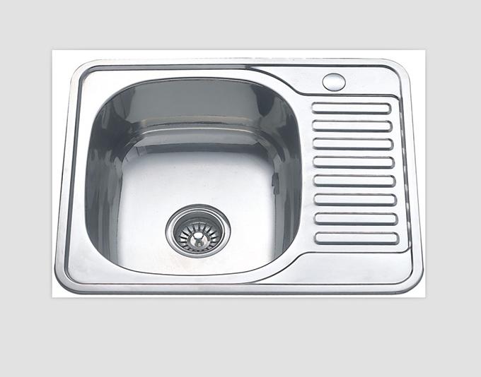 厨房水盆用单槽还是双槽好