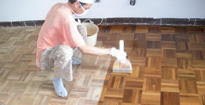 PVC地板打蜡注意事项