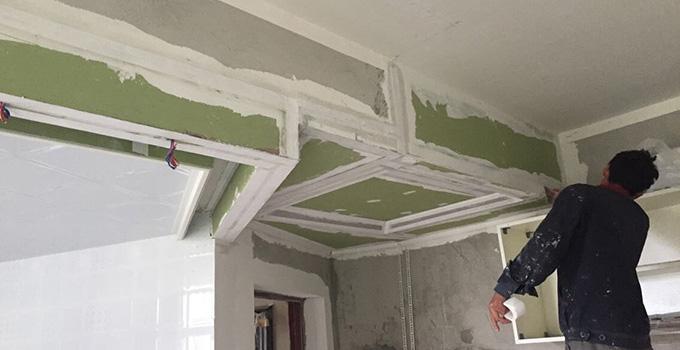 装修经验 油漆阶段 内墙乳胶漆施工工艺及注意事项     导语:内墙乳胶