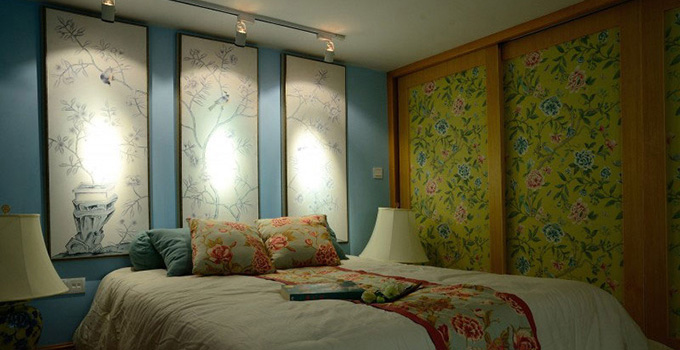 如何選擇墻面漆顏色之臥室篇