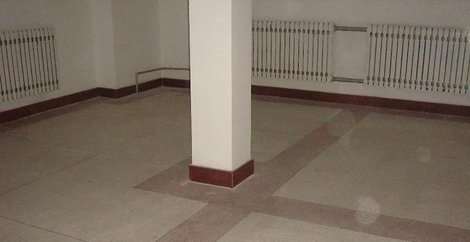 水磨石地面施工工艺及验收标准