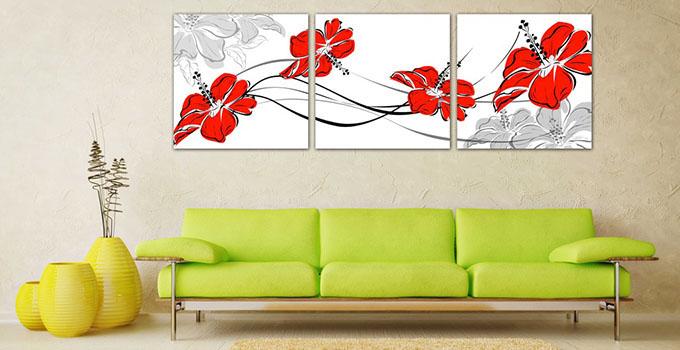 客厅适合挂什么画?客厅装饰画禁忌有哪些?