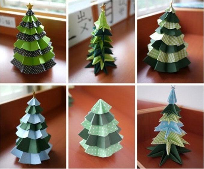 圣诞系列折纸教程简单教学
