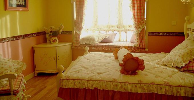 掌握这几个小卧室设计布置技巧,就能睡得更开心~