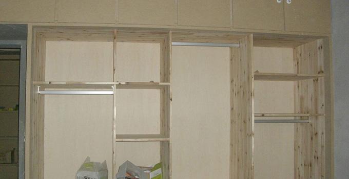 隐蔽工程中门窗套基层施工的几个要点