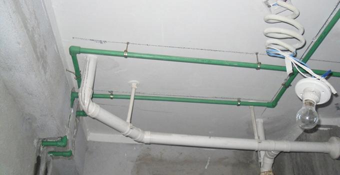 家装修水管、水电改造标准