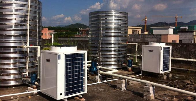 对比来看空气能热水器的优缺点