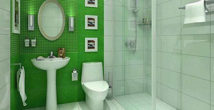 卫生间防水方法2,重铺地砖时要做地面防水