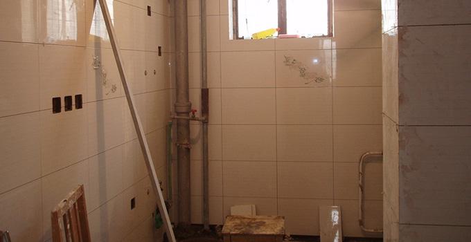 贴瓷砖的施工工艺详解