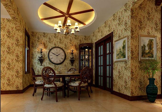 原来房屋装修设计风格还有英伦风格?