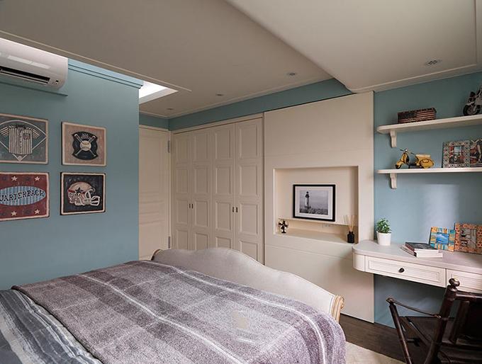 这样做6平米卧室设计,就能装修得精彩!