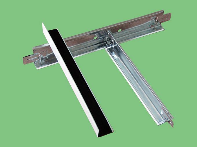 轻钢龙骨吊顶施工工艺流程图片