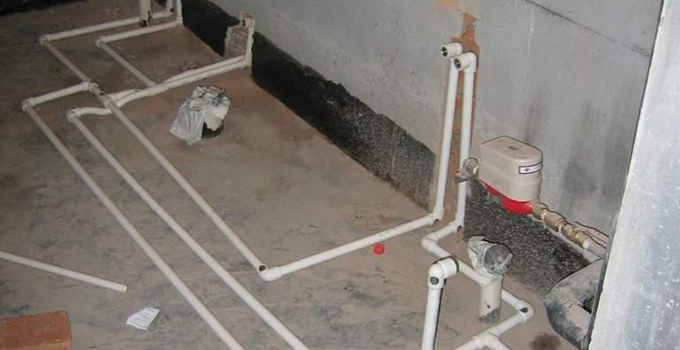 水路改造要做好装修规划