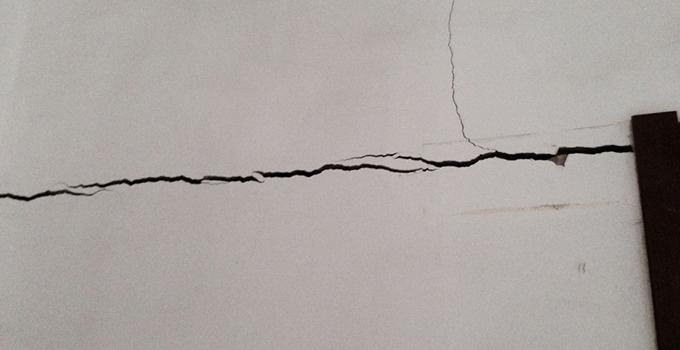墙体裂缝原因及处理的方法