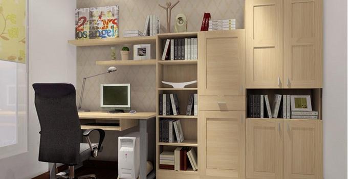小户型书房设计原则与技巧你知道吗?