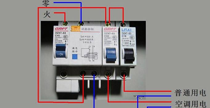家庭配电箱安装要点及安装方法