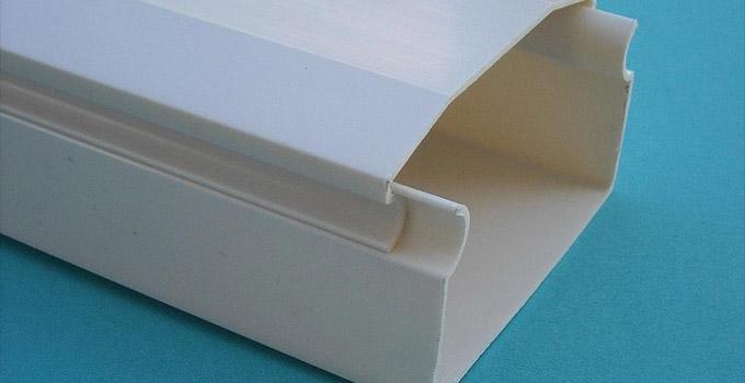 pvc线槽规格型号及安装方式