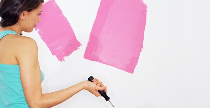 墙面刷漆六大步骤  杜绝墙面颜色不均
