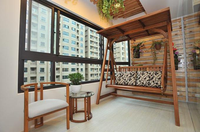 五种阳台装修风格,有你喜欢的那一款吗?